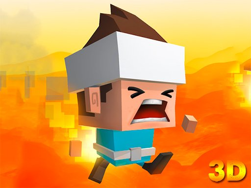 The Floor is Lava 3D - New Games - Cool Math Games