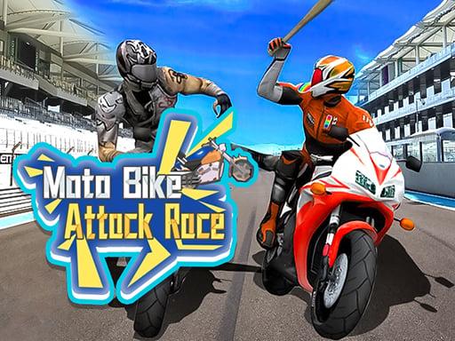 Мотоциклетная атака: гонка