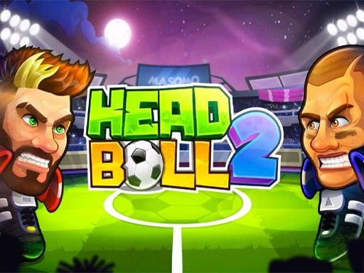 Кукольный футбол Head Ball Merge