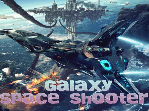 Галактический космический шутер – захватчики 3d