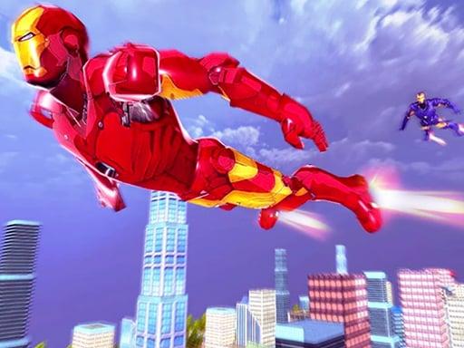 Play IRON MAN : SUPERHEROES