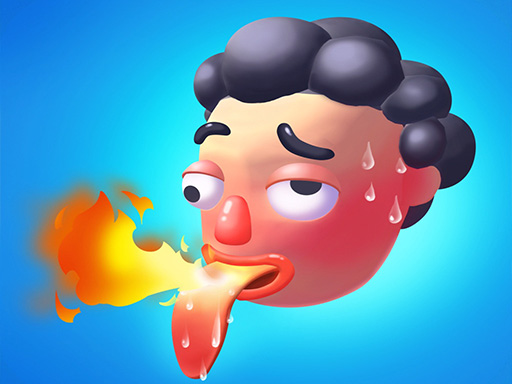 Экстра горячий перец чили 3D