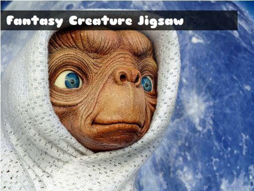 Play Fantasy Creature Jigsaw