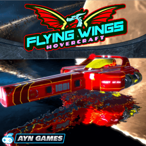 Flying Wings Hover Craft