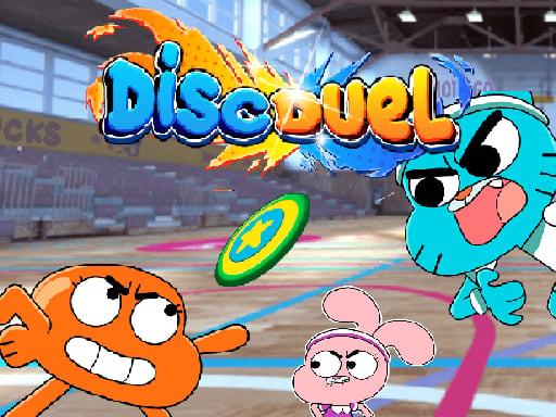 Disc Duel - Gumball