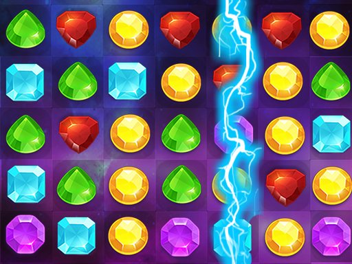 Jewel Classic - Free Match 3 Puzzle Game