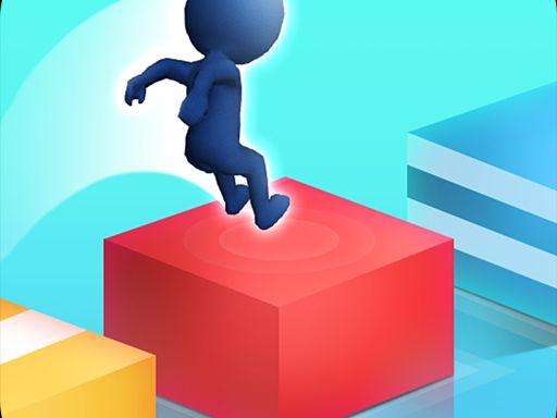 Keep Jump - Flappy Block Jump Games 3D