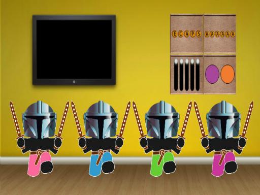 Play Star Wars Yoda Escape