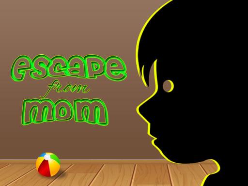 Побег от мамы 1