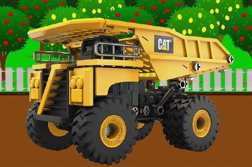 Construction Vehicles Jigsaw