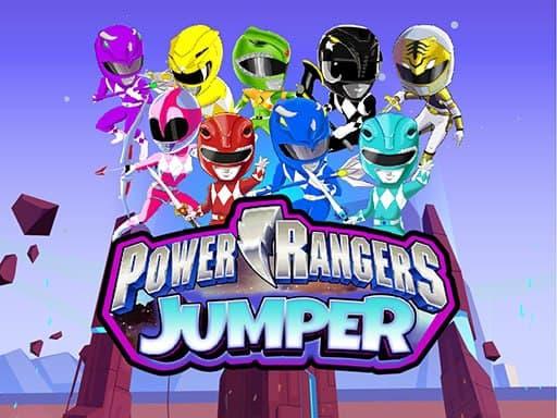 Watch Power Rangers Jumper