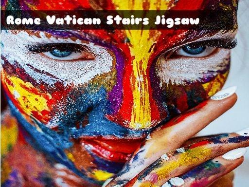 Face Paint Jigsaw