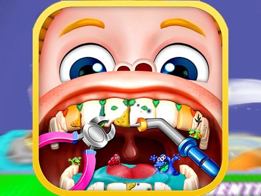 Play Superhero Dentist - free animal doctor and dentist