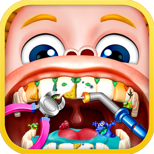Superhero Dentist -free animal doctor and dentist