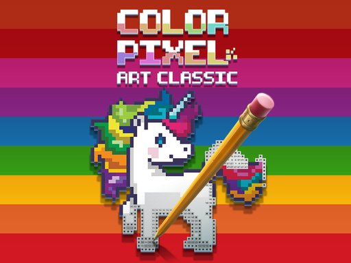 Цветной пиксель